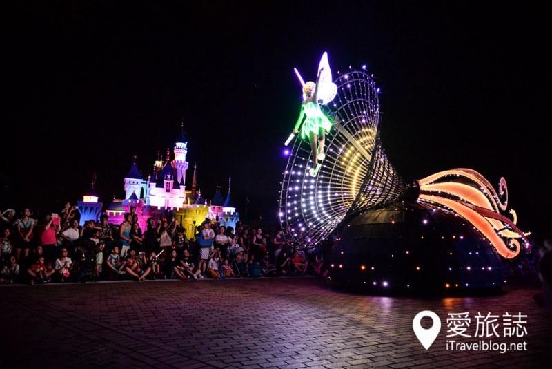 《香港迪斯尼》迪斯尼游行时间、路线、日夜间表演内容总整理