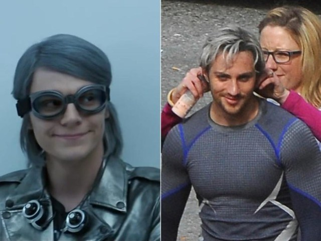 quicksilver in xmen avengers