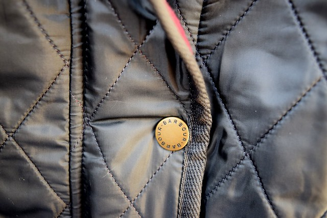 Field Fashion Friday: Barbour Vest