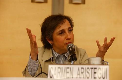 Evadieron 15 de 16 jueces federales el caso Aristegui