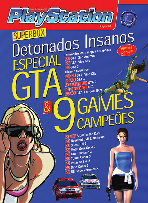 Dicas & Truques PlayStation Especial - Issue 11