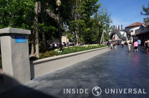 Universal Studios Hollywood Photo Update - April 26, 2015