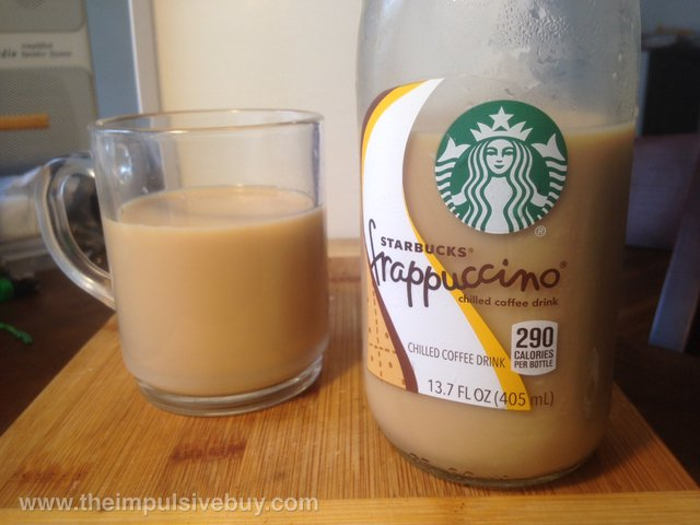 Starbucks S'mores Frappuccino Chilled Coffee Drink 3