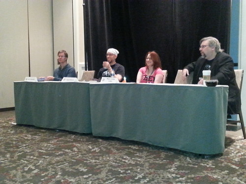 eBooks Panel at Penguicon