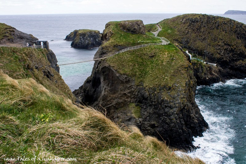 BALLINTOY - Carrick-a-Rede Rope Bridge
