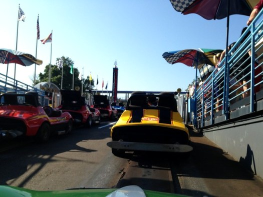 Tomorrowland Speedway, Magic Kingdom WDW