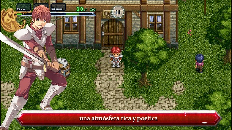 Ys Chronicles 1 Android