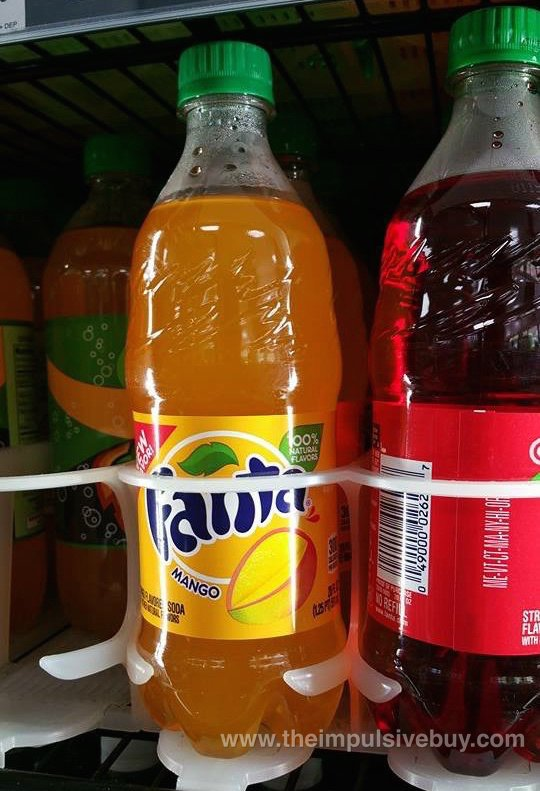 SPOTTED ON SHELVES Fanta Mango 7 Eleven Exclusive The Impulsive Buy