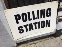 Polling Station from Flickr via Wylio