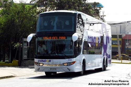 Condor - Santiago - Modasa Zeus / Mercedes Benz (GYLV14)