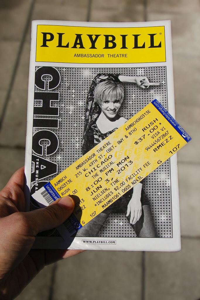 kom billigt i teateret i New York City