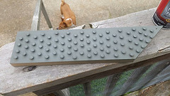 Rivets for Nostromo Shoes -- Priming