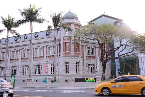 台南国家台湾文学館