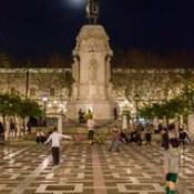 Seville Jan 2016 (12) 421 - Evening in Plaza Nueva