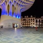 Seville Jan 2016 (12) 453 - Around and about the Metropol Parasol in Plaza de la Encarnacion