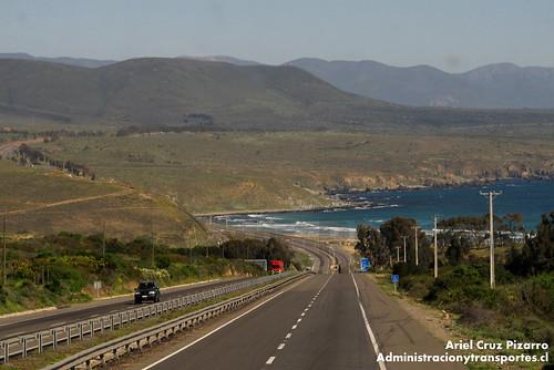 Ruta 5 Norte - Océano Pacífico