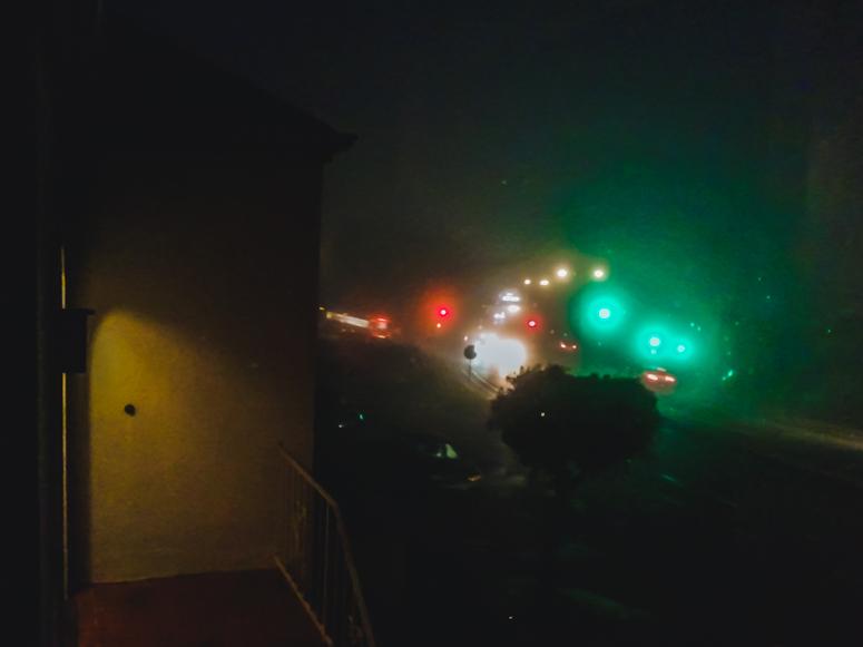sf // fog