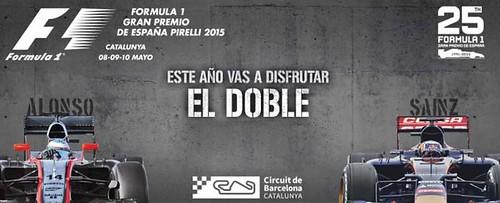 F1 2015 - GP Espan?a