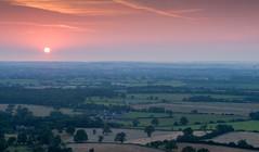 Blackmore Vale sunset