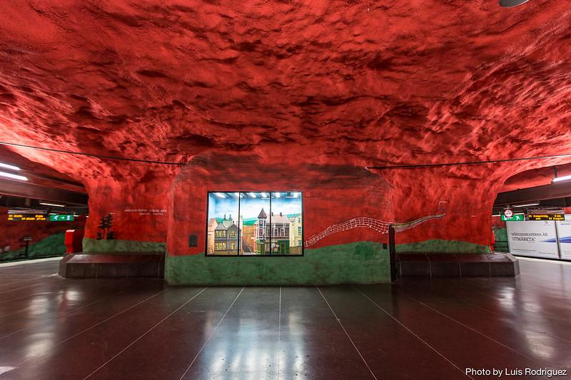 Metro de Estocolmo-70