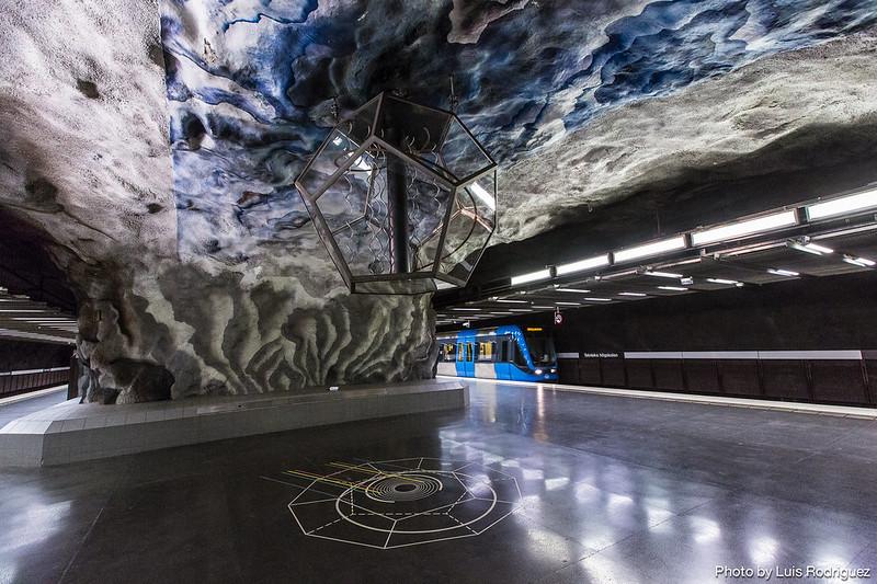 Metro de Estocolmo-122