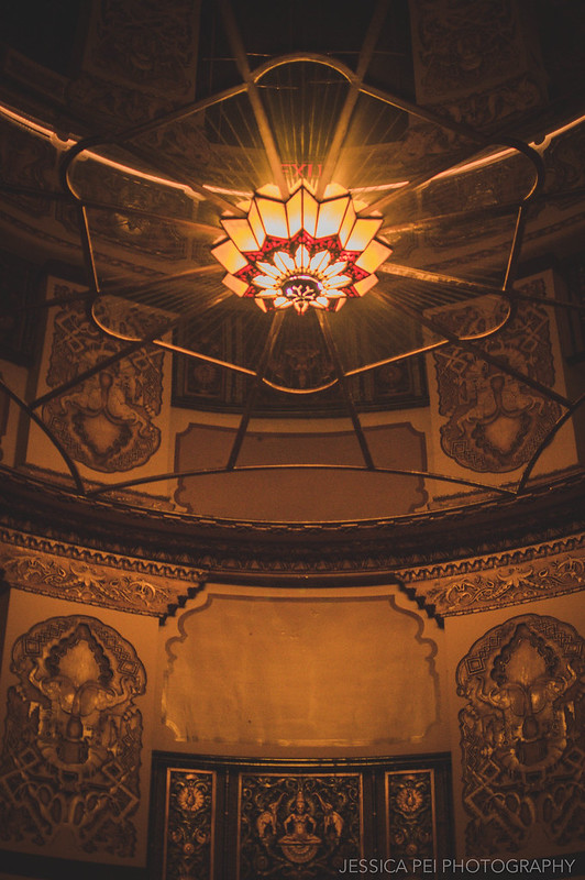 Fox Theatre St. Louis Auditorium Ceiling