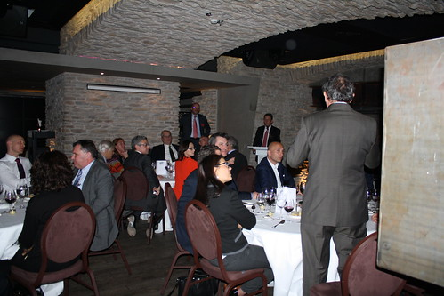 Executives International Forum Dinner January 2015