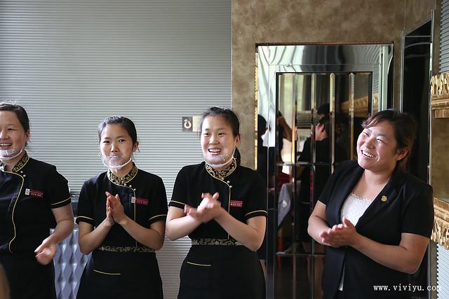 [河南.美食]北京大鴨梨酒店~店內必嚐金鴨梨不是鴨? @VIVIYU小世界