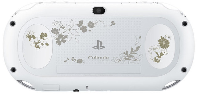 PlayStation®Vita Caligula -カリギュラ- Limited Edition Catharsis Flower ver.