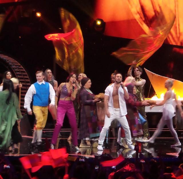 Eurovisiesongfestival 2016 - Stockholm