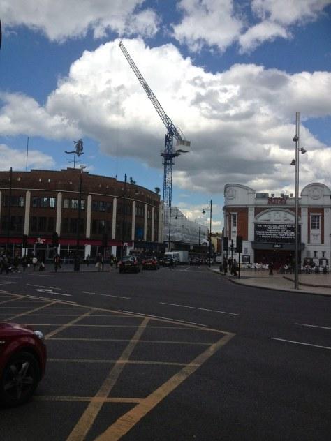 Brixton Crane