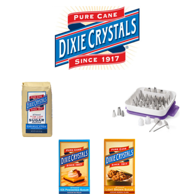 Collage Dixie Crystals