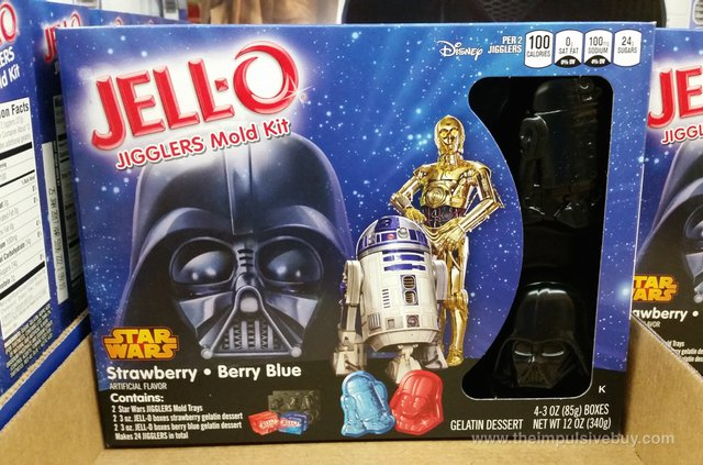 Jello Star Wars Jigglers Mold Kit