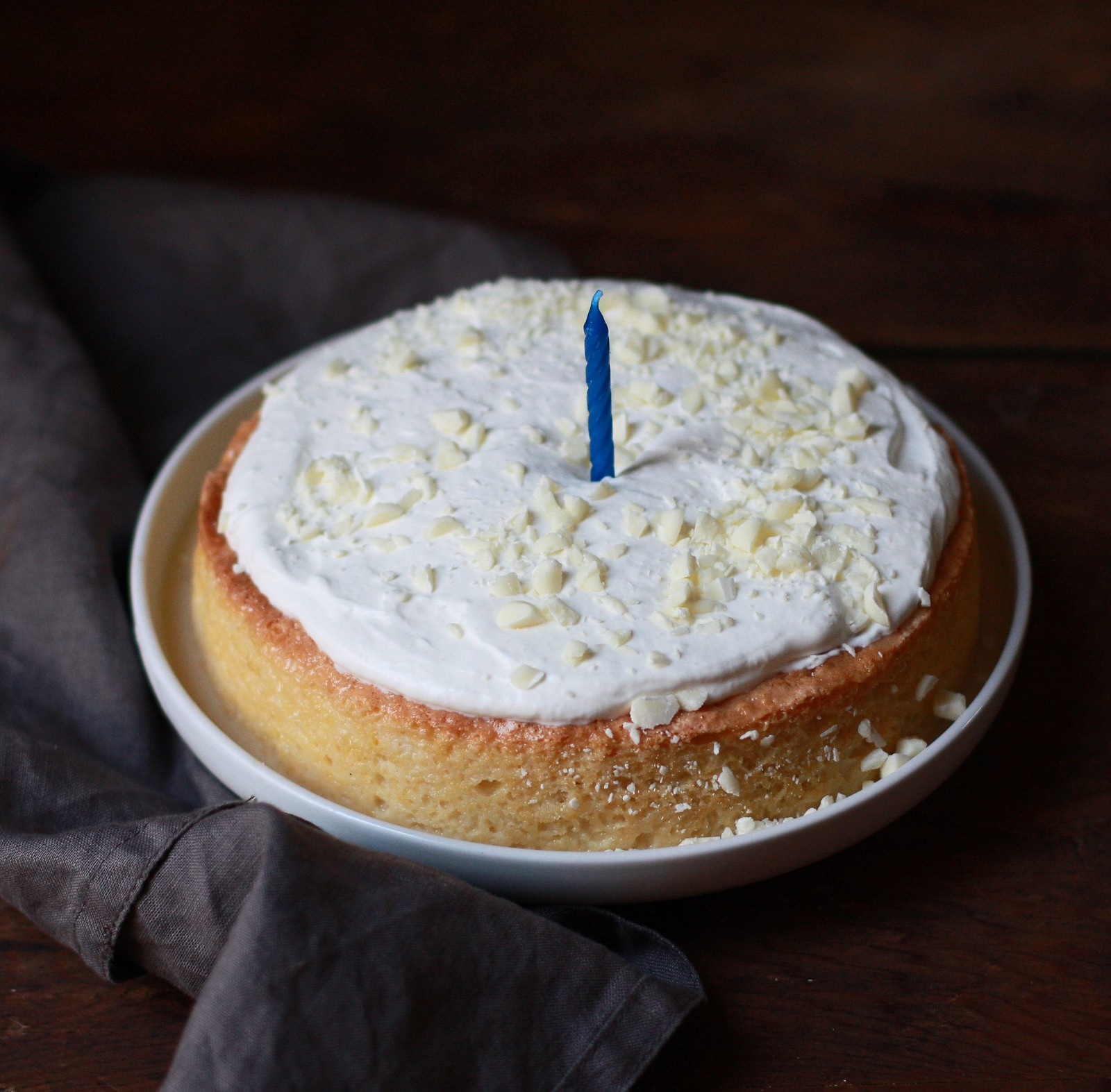 White Chocolate Tres Leches Cake |foodfashionparty ...