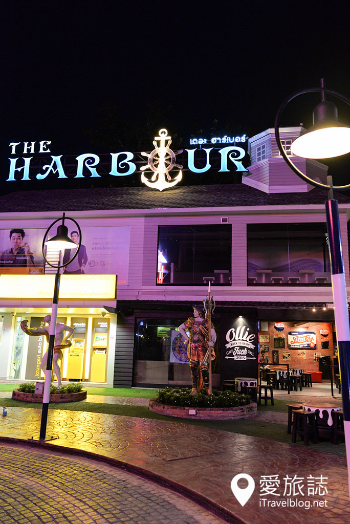 海港概念购物商场 The Harbour Chiang Mai 03