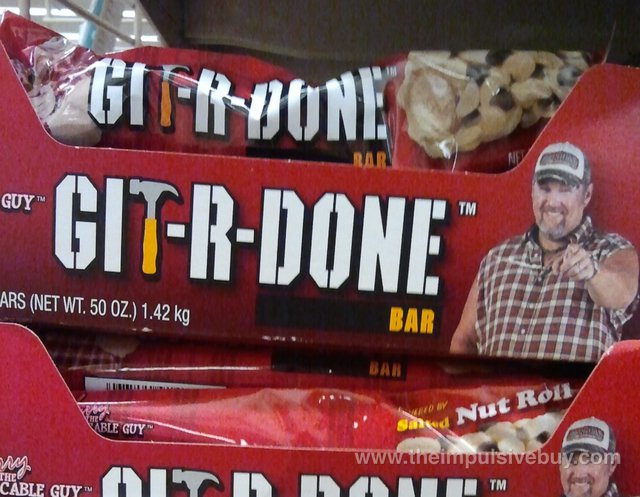 Git-R-Done Bar