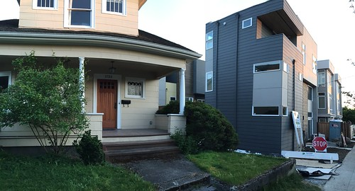 Amazon Impact on Seattle's Ballard Housing