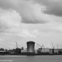 #portofrotterdam #blackandwhite #blackandwhitephotography #architecture #architecturelovers #industrial #clouds #vsco #vscocam #landscape #port #rotterdam #loverotterdam #visitrotterdam #wanderlust #travel #travelgram #netherlands #igrotterdam #ignetherla