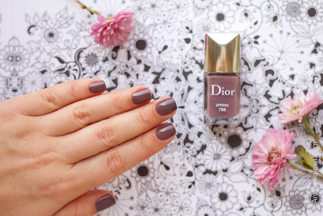 11 Dior #798 Spring