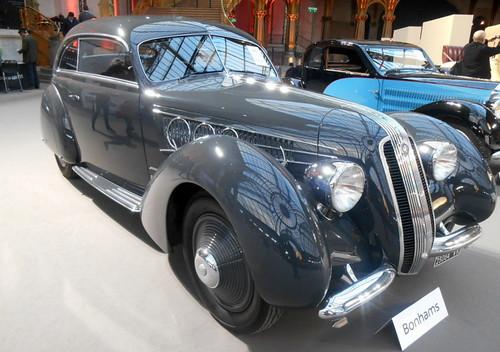 DSCN8558 Alfa Romeo 6C2300 B Pescara Pinin Farina 1937-001