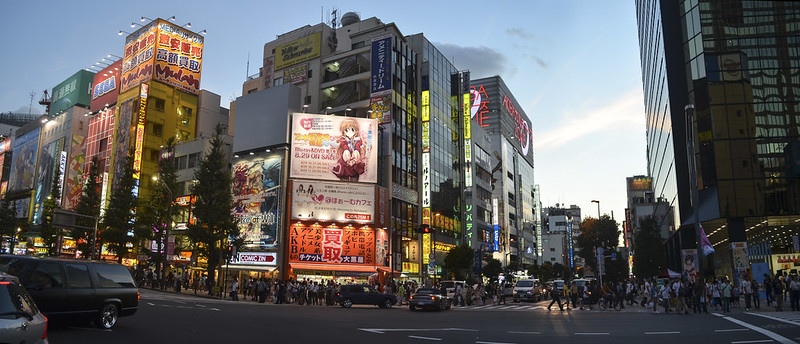 Akihabara - Tokyo, Japan
