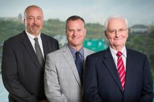 Group Portrait of Walker Executives