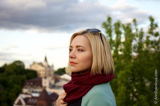09 Guerlain KissKiss Lipstick #540 Peach Satin makeup swatches Ann Sokolova