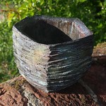 Rough Cut Pot