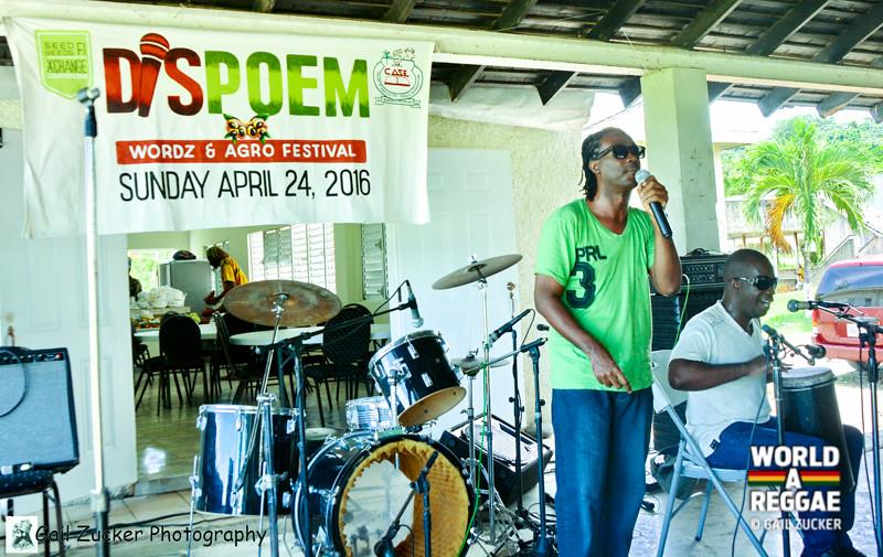 Dis Poem Wordz & Agro Festival