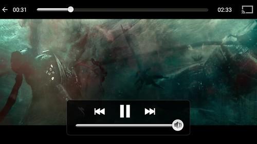 ดูคลิป 1080p บน Acer Liquid Z410