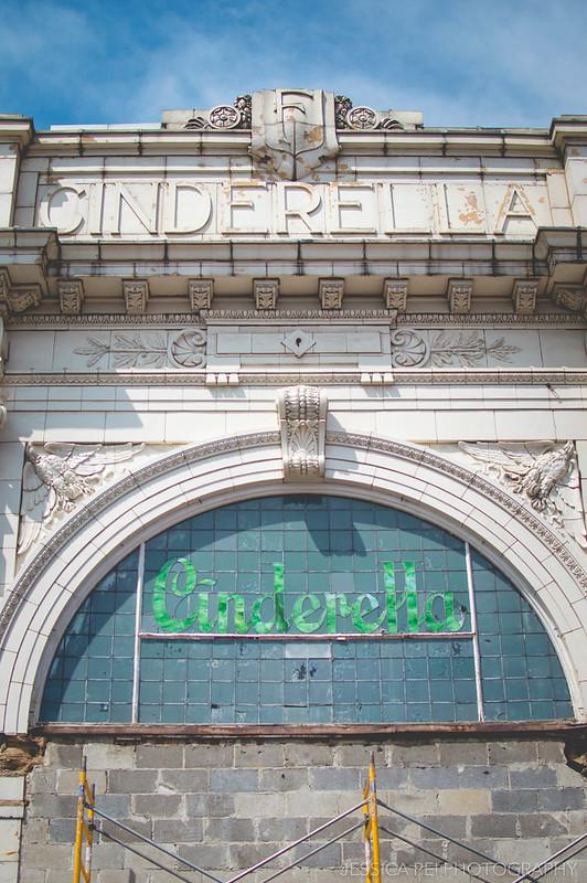 Cinderella Building Cherokee Street St. Louis