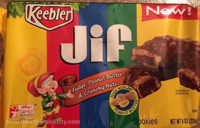 Keebler Jif Cookies
