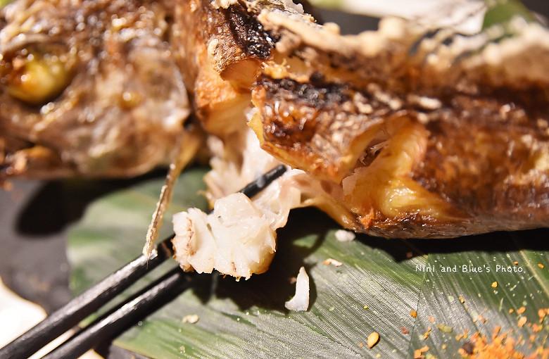 台中公益路日式料理桀壽司無菜單料理海鮮美食餐廳38