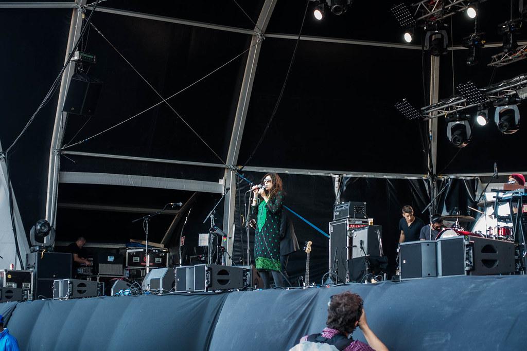 Primavera Sound 2015 - Yasmine Hamdan